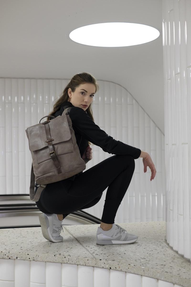 BULL&HUNT daybag-grey